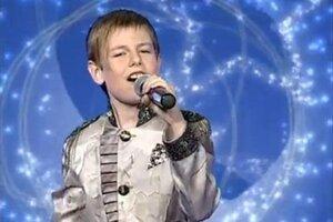 Денис Мидоне выступит на детском Евровидении-2012