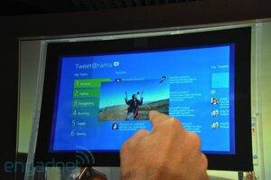 В продажу уже поступила ОС Windows 8