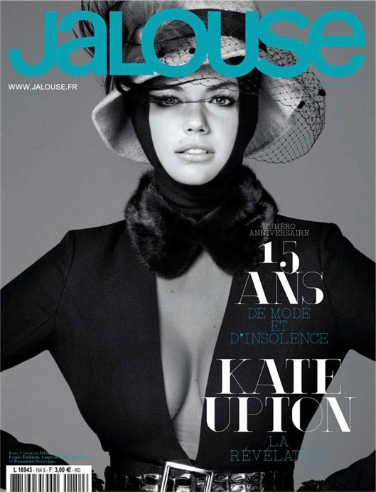 Kate Upton / Кейт Аптон в журнале Jalouse, октябрь 2012 / фотограф Alexei Hay