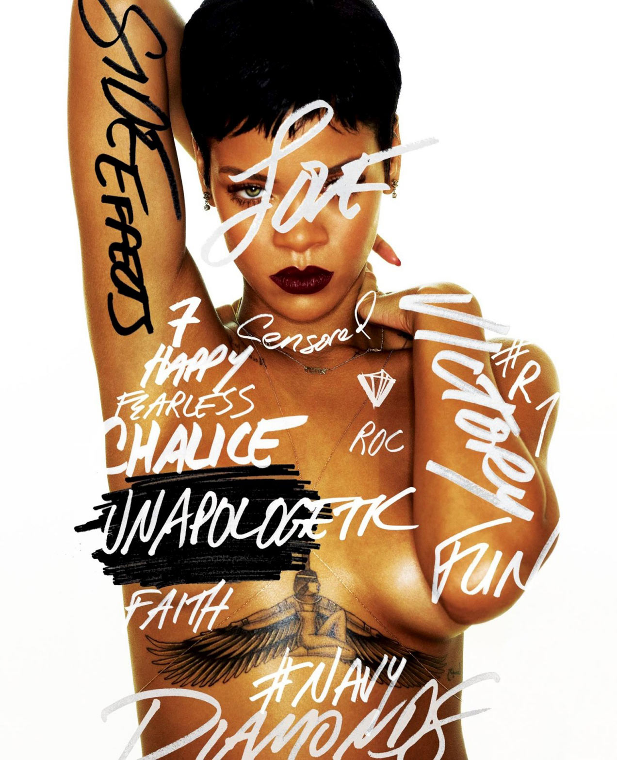 Rihanna -Unapologetic- Album Promo