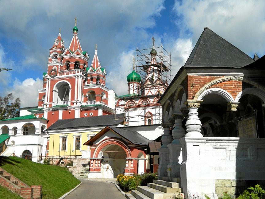 Прогулка по Звенигороду