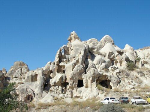 Фантастическая Каппадокия