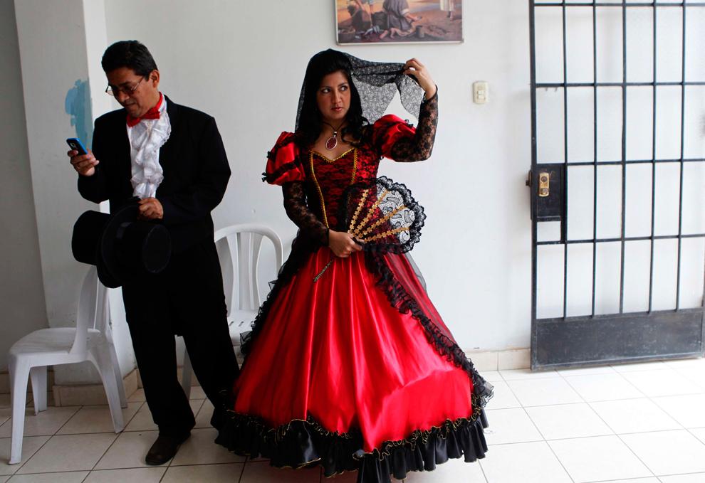 Свадьбы в районе comas в лиме 8 октября