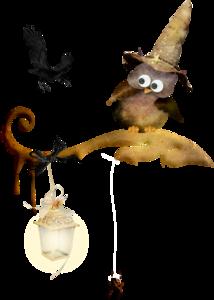Клипарт Хэллоуинских ужасов (анимация и картинки)