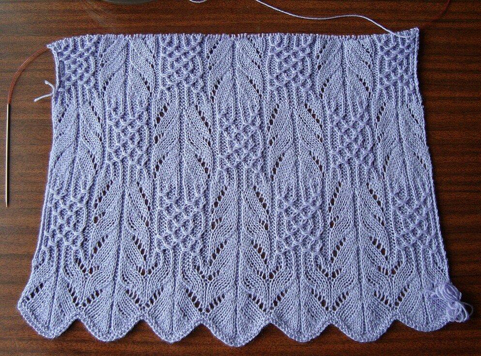 Вязание джемперов для женщин с описанием 501