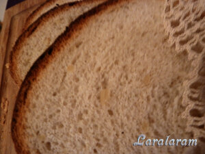 Хлеб пшеничный с крупкой -