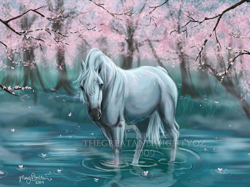 Я очень люблю лошадей они для меня самые прекрасные животные на земле развожу все породы.  Моя любимая порода мустанг...