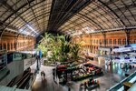 Mardid, Atocha Train Station