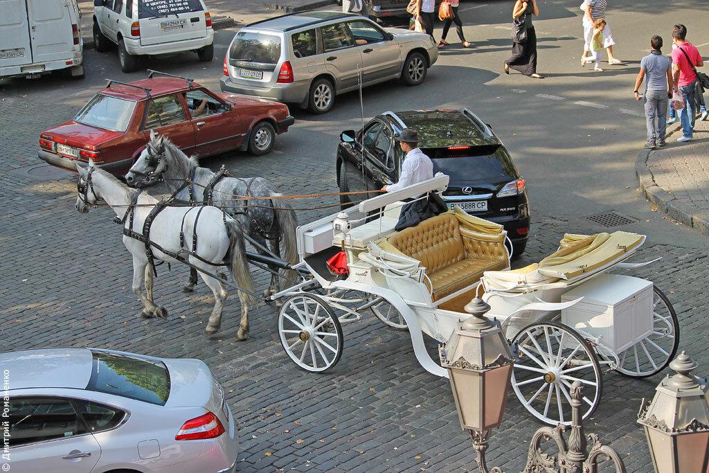 Одесса, улочки