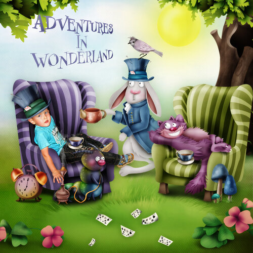 «Adventure in Wonderland» 0_95fcd_4816e0c8_L