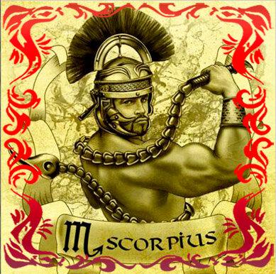 Поздравления с днём рождения скорпиону