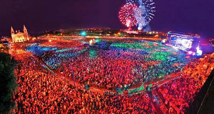 18. Остров MTV. Ежегодное музыкальное событие Остров MTV на Мальте – это уникальная возможность для