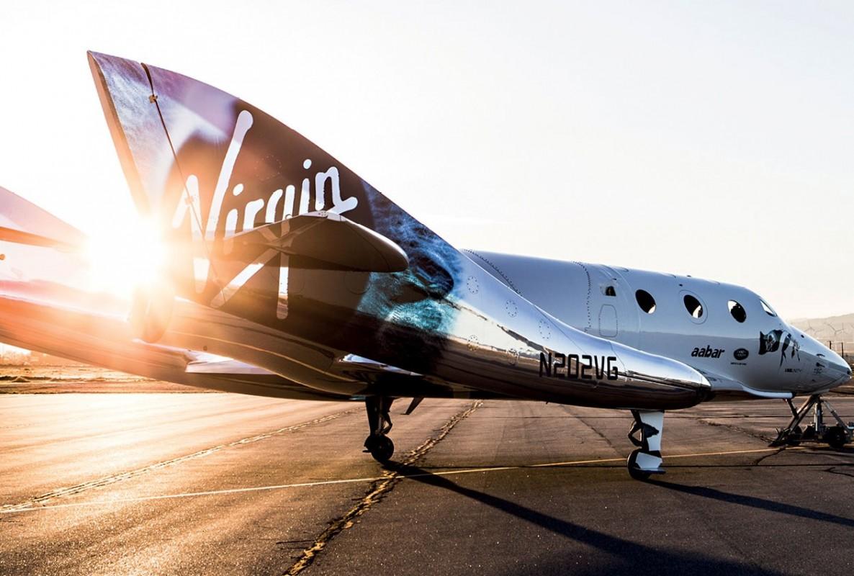 Virgin Galactic удачно проверила туристический космический корабль