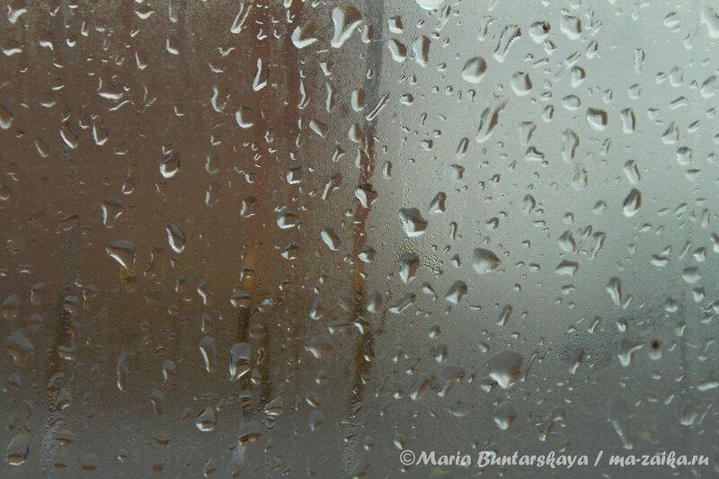 Привет из дождливого Маркса, 06 октября 2012 года