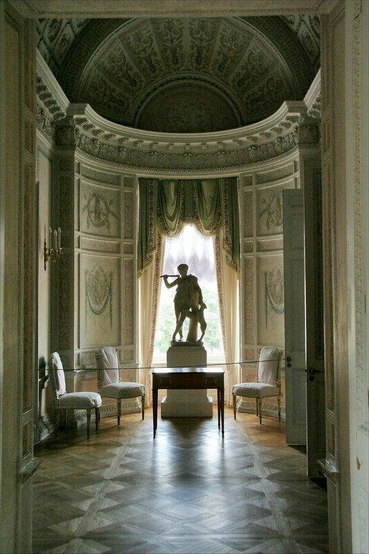 Павловский дворец, Туалетная императора Павла I