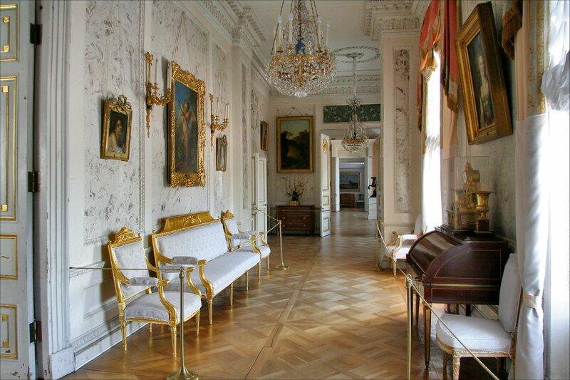 Павловский дворец, Фрейлинская