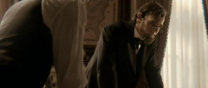 Президент Линкольн: Охотник на вампиров / Abraham Lincoln: Vampire Hunter (2012) DVDRip | Лицензия