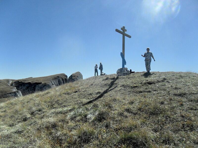 Большой Тхач, на плато, сентябрь