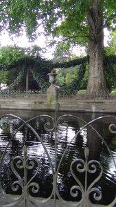 Париж (День взятия Бастилии): Люксембургский сад