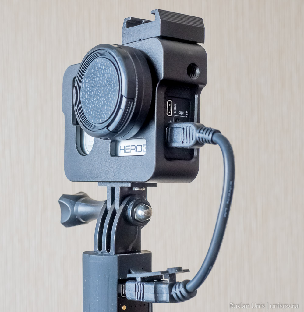Аксессуары для GoPro