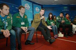Во Владивостоке открылся Всероссийский слет студенческих отрядов