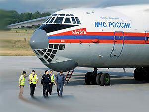 Борт МЧС доставит во Владивосток тяжелых пострадавших в ДТП в Чугуевском районе