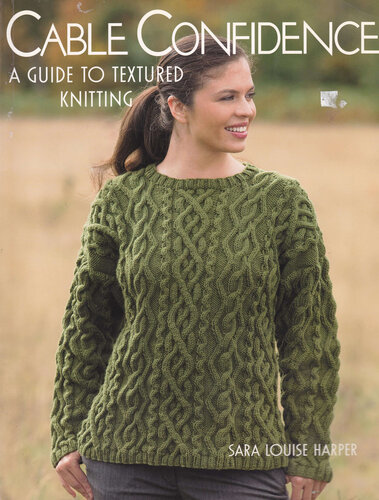 Вязание аранов для пуловера 21