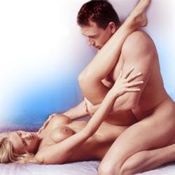 Поза для секса - Павлин