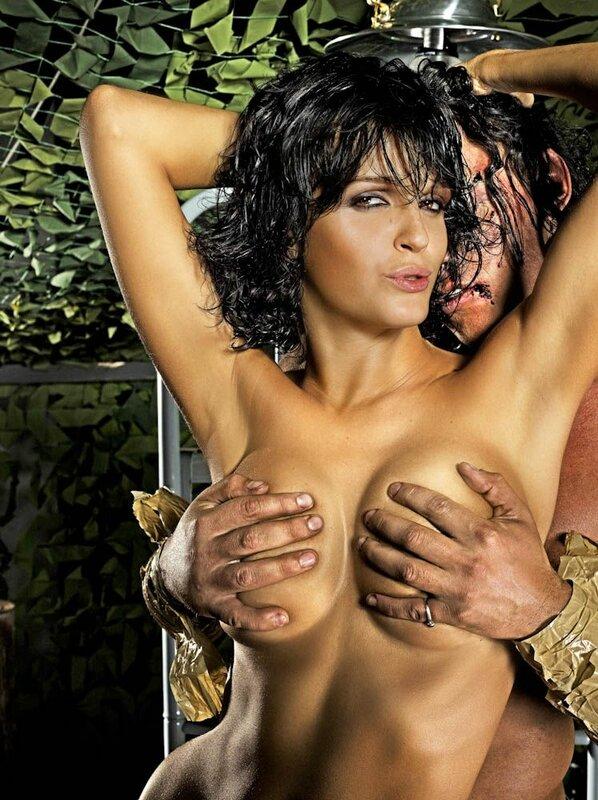 Фото голых российских актрис и певиц