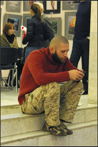 Манеж. 17-ая «Санкт-Петербургская фотоярмарка».