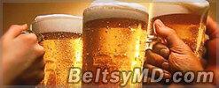 Умеренное потребление пива полезно для здоровья