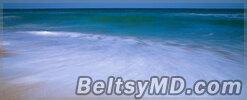 Во Флориде море выбросило на берег гигантский глаз