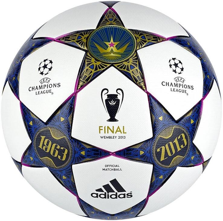 Мяч Adidas финала Лиги чемпионов сезона 2012-2013