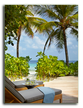 Мальдивы. Viceroy Maldives 5*. Deluxe Beach Villa