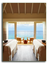 Мальдивы. Viceroy Maldives 5*. VIP Treatment Room