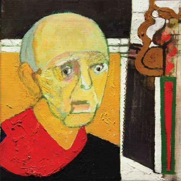 Автопортреты художника, страдающего болезнью Альцгеймера
