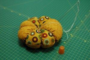 Красивые текстильные тыквы: мастер-классы и идеи