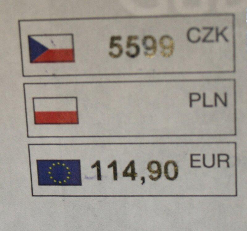 """Осторожно, мошенничество. Обувной магазин Bata -  """"Батя"""" в Праге."""