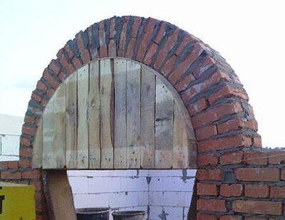 Кирпичные арки фото