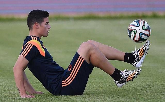 Хамер Родригес перешел в «Реал» (Мадрид) за рекордную сумму