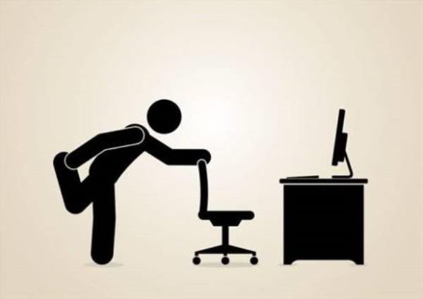 Работа в офисе и здоровый образ жизни: 10 интересных идей