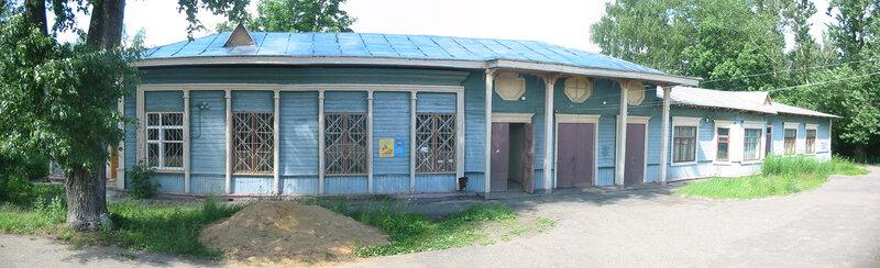 Вокзал Усово