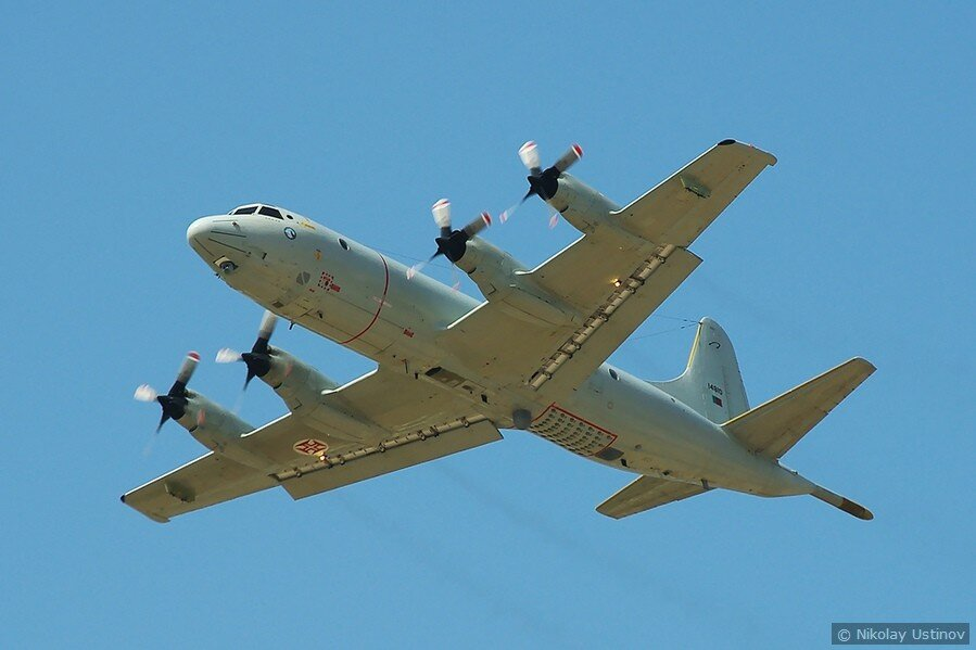 Португалия. Аэропорт Фару (FAO) - Lockheed P-3 Orion
