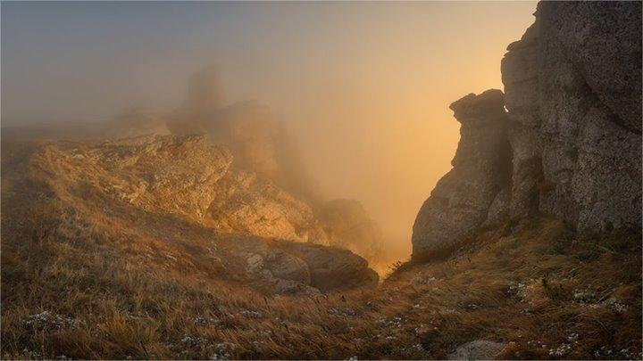 Осенний Крым — настоящая сказка для пейзажных фотографов;))