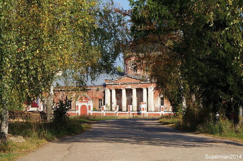 село Ильинский Погост