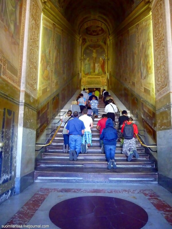 Соборы и церкви Рима