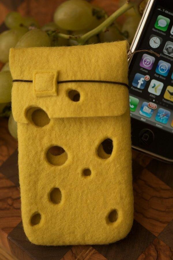 Как сделать чехол для айфон 5 своими