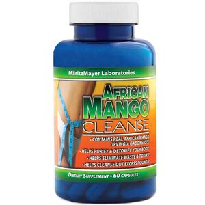 Details about AFRICAN MANGO CLEANSE WEIGHT LOSS 60 CAPSULES