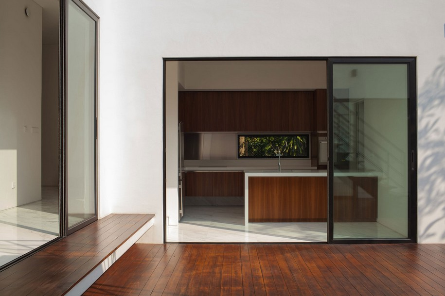 Резиденция в Сингапуре от Atelier M+A