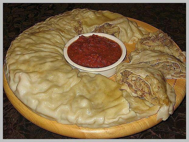 Узбекской кухни рецепты